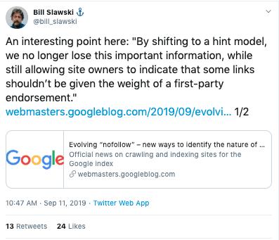 Bill Slawski - Hint