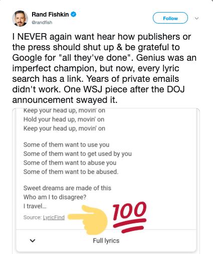 google snippet battle